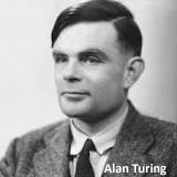 Alan Turing the man machine